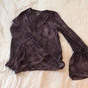 Long sleeve blouse - WORN ONCE
